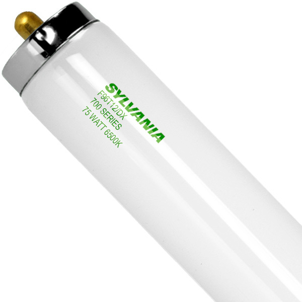 Fluorescent T12 Tube - Single Pin - Sylvania 29500