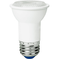 480 Lumens - LED PAR16 - 6 Watt - 60W Equal - 2700 Kelvin - 35 Deg. Flood - Dimmable - 120 Volt - Green Creative 57990