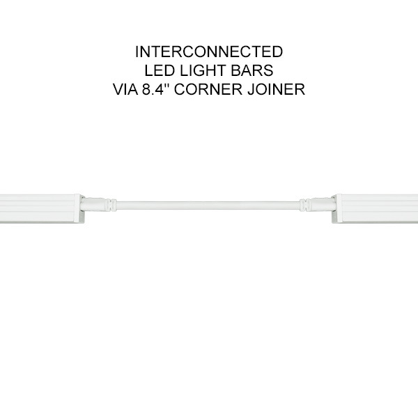 12 in. LED Under Cabinet Light - 6 Watt Image
