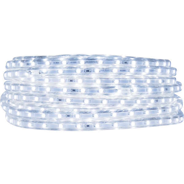 34 ft led flat rope light cool white flextec cw 034 led flat rope light cool white image aloadofball Images
