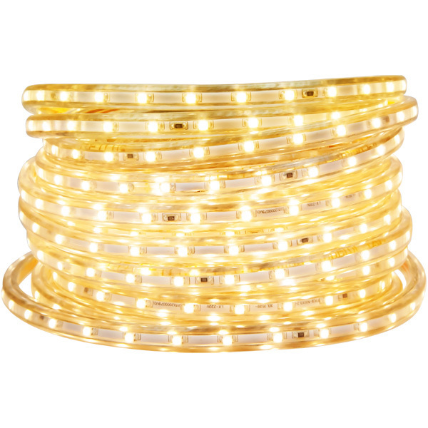 70 ft. - LED Flat Rope Light - Warm White Image