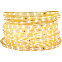 70 ft. - LED Flat Rope Light - Warm White - 120 Volt - Flextec WW-070