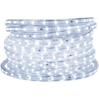 70 ft. - LED Flat Rope Light - Cool White - 120 Volt - Flextec CW-070