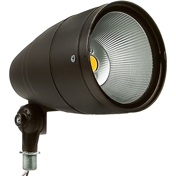 30 Watt - LED - Bullet Head Light Image