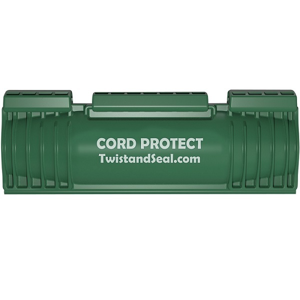Twist and Seal Cord Protect - 6.5 x 2 in. Cord and Plug Protector Image