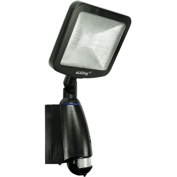 8 Watt - Solar Powered - LED Flood Fixture Image