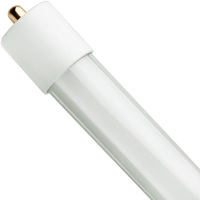 8 ft. T8 LED Tube - 4200 Lumens - 36 Watt - 4100 Kelvin - 120-277V - Ballast Must Be Bypassed - Double-Ended Power Allows Use of Existing Sockets - Case of 16 - LifeBulb LPT8F4241K1-CS