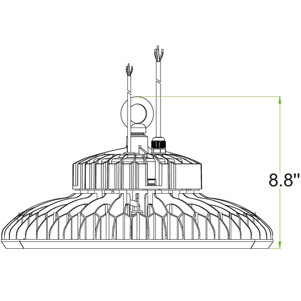 25,320 Lumens - LED High Bay Image