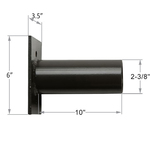 Horizontal Wall Mount Tenon Bracket Image