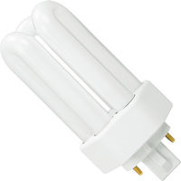GE 97622 - F13TBX/841/A/ECO - 13 Watt - 4 Pin GX24q-1 Base - 4100K - CFL