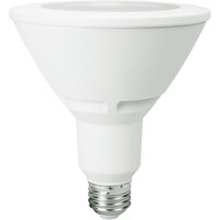 1050 Lumens - 3000 Kelvin - LED - PAR38 - 13 Watt - 100W Equal - 40 Deg. Flood - CRI 80 - 120V