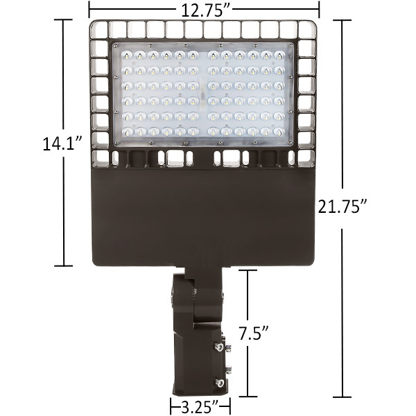 LED Flood Light Fixture - 18,000 Lumens Image