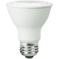 550 Lumens - 5000 Kelvin - LED - PAR20 - 7 Watt - 50W Equal - 40 Deg. Flood - CRI 80 - Euri Lighting EP20-1050ew