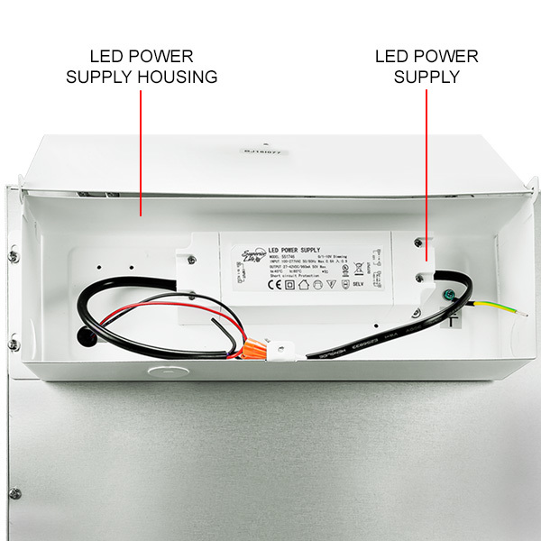 2 x 2 - LED Panel - 4100 Lumens - 40 Watt Image