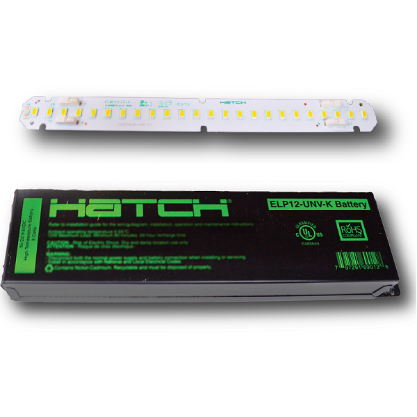 Hatch ELP12-UNV-K-DP - 12-39V LED Emergency Backup Driver Kit Image