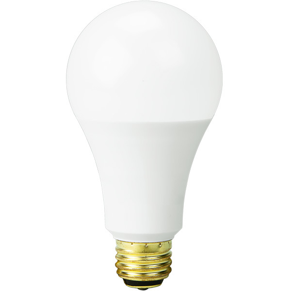 LED A21 - 3-Way Light Bulb - 40/60/100 Watt Equal Image