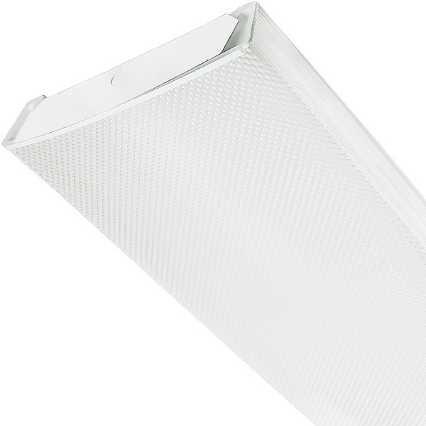 Lithonia LBL4 - 4 ft. LED Wraparound Fixture with Acrylic Lens Image