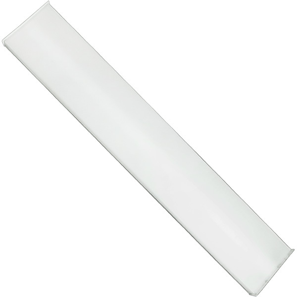 Lithonia SBL4 - 4 ft. LED Wraparound Fixture with Acrylic Lens Image