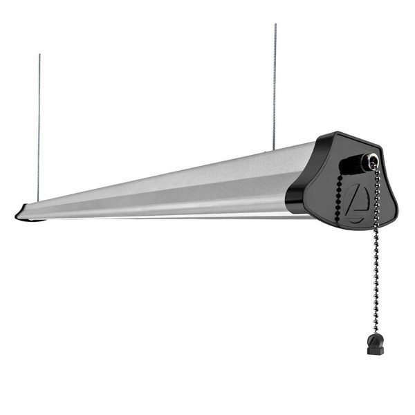 LED Shop Light Fixture 4 Ft. 40W