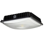 LED Canopy Light - 65 Watt - 400 Watt Metal Halide Equal Image