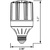 2217 Lumens - 14 Watt - LED Corn Bulb