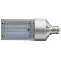 7400 Lumens - 80 Watt - LED Wall Pack Retrofit Lamp - 250W MH Equal - 5000 Kelvin - Mogul Base - Universal Mount - Operates by Bypassing Existing Ballast - 120-277V - 5 Year Warranty