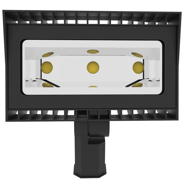 LED Flood Light Fixture - 80 Watt  Image