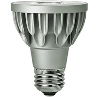 500 Lumens - LED PAR20 - 11 Watt - 75W Equal - 2700 Kelvin - 25 Deg. Narrow Flood - Dimmable - 120 Volt - Soraa 01601