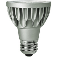 LED PAR20 - 11 Watt - 75 Watt Equal - Halogen Match - Color Corrected - CRI 95 - 540 Lumens - 3000 Kelvin - 10 Deg. Spot - Soraa 01615