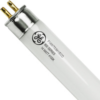 GE 46673 - F14W/T5/841/ECO - High Efficiency T5s - 14 Watt - 4100 Kelvin - 22 in - 1350 Lumens - 800 Series Phosphors
