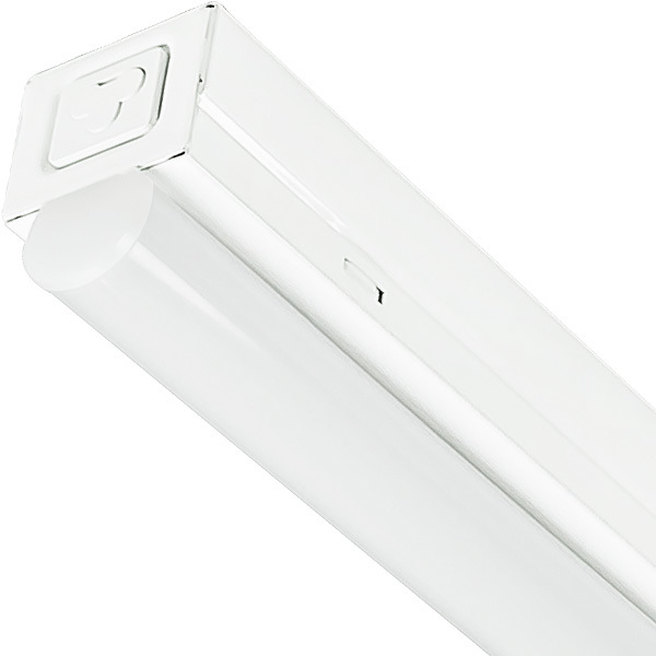 LED Strip Light Fixture With Lens - 2 ft. Image