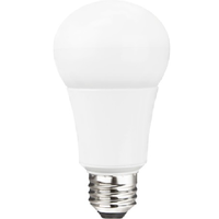 800 Lumens - 9 Watt - 60W Incandescent Equal - LED - A19 - 5000 Kelvin Daylight White - TCP L9A19N1550K