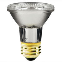 38 Watt - PAR20 - 50 Watt Equivalent - Flood - Halogen - 1,500 Life Hours - 500 Lumens - 120 Volt