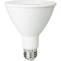 750 Lumens - 4000 Kelvin - LED - PAR30 Long Neck - 10 Watt - 75W Equal - 35 Deg. Flood - CRI 80