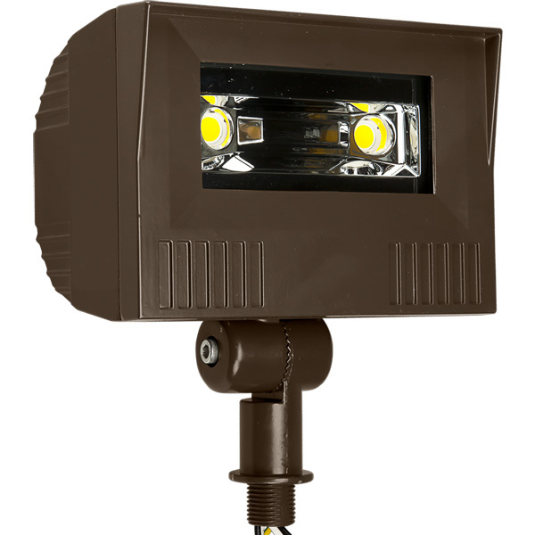 3350 Lumens - Mini LED Flood Light Fixture - 30 Watt Image