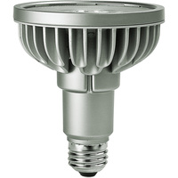 1000 Lumens - LED PAR30 Long Neck - 18.5 Watt - 100W Equal - 3000 Kelvin - 25 Deg. Narrow Flood - Dimmable - 120 Volt - Soraa 00781