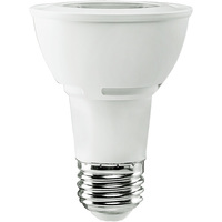 500 Lumens - 3000 Kelvin - LED - PAR20 - 7 Watt - 50W Equal - 40 Deg. Flood - CRI 90 - Euri Lighting EP20-2000ew