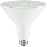 1100 Lumens - 3000 Kelvin - LED - PAR38 - 15 Watt - 85W Equal - 40 Deg. Flood - CRI 80