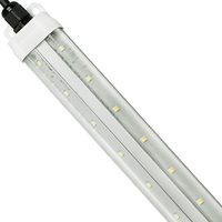 2400 Lumens - 5 ft. LED Cooler Light - 4000 Kelvin - 20W - 120V - Interconnectable