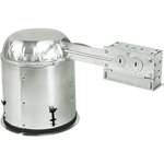 6 in. - 100 Watt Max. - Remodel Line Voltage Housing Image