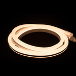 Flexible LED Neon Rope Light - Warm White Image