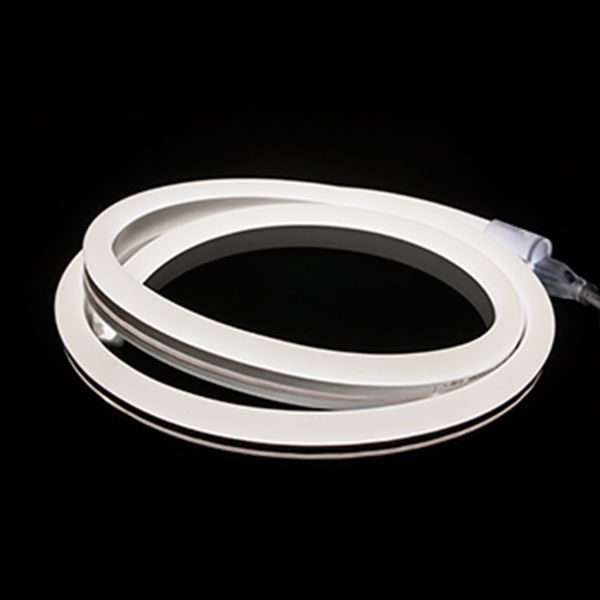 Flexible Led Neon Rope Light Daylight White Image