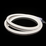 Flexible LED Neon Rope Light - Stark White Image