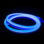 Flexible LED Neon Rope Light - Blue Image