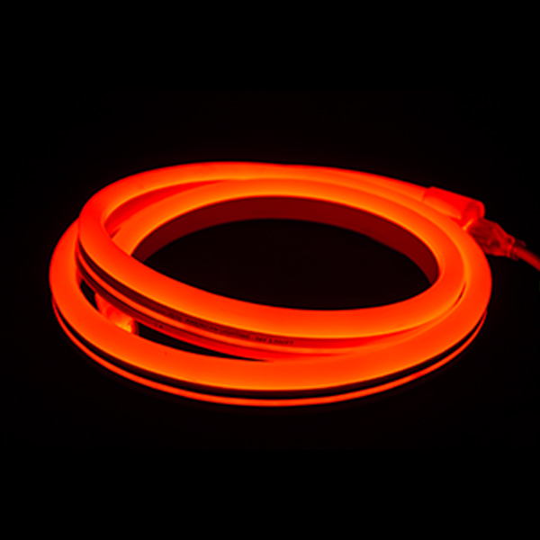 Flexible LED Neon Rope Light - Red Image