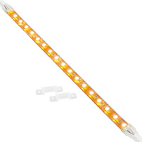 1 ft. - 4200K Cool White - LED - Waterproof Strip Light - 12 Volt - Submersible up to 6 feet