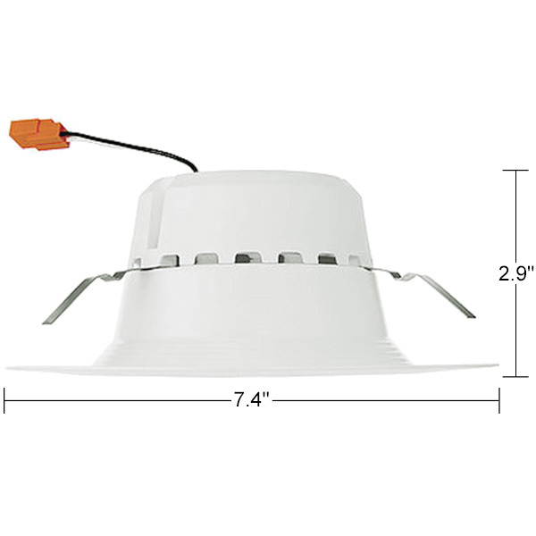 5-6 in. Retrofit LED Downlight - 13.5W Image