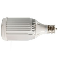14,800 Lumens - 5000 Kelvin - 145 Watt - LED Wall Pack Retrofit Lamp - 400W MH Equal - Mogul Base - Horizontal Mount - Operates on Existing MH Ballast - 5 Year Warranty
