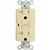 20 Amp Receptacle - Weather and Tamper Resistant GFCI Outlet