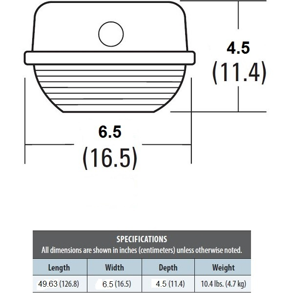 4 ft 2 32 Watt Industrial Lithonia XWL232 MV – Lithonia T8 Lighting Wiring Diagram 110 277